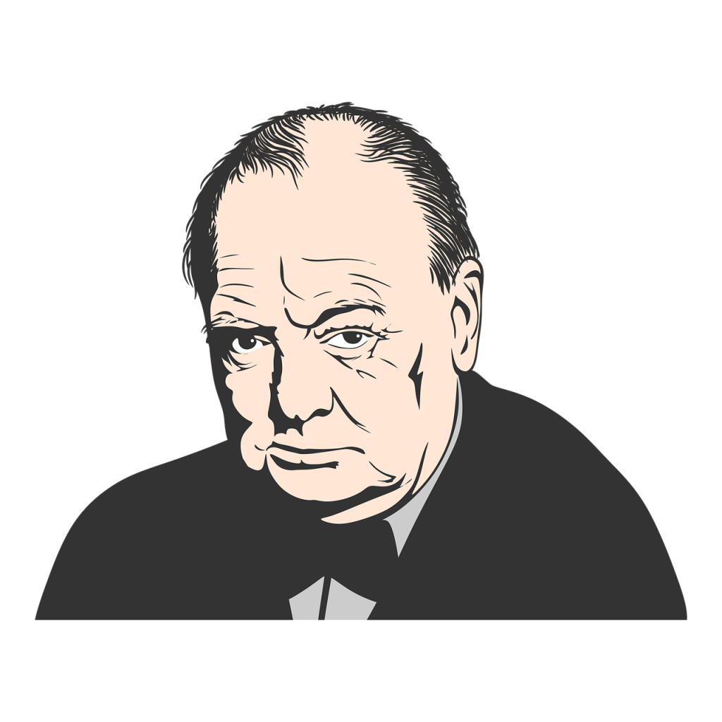why was churchill removed from office